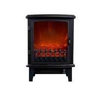 Heller Electric Fireplace Heater 1800W HFH18D1