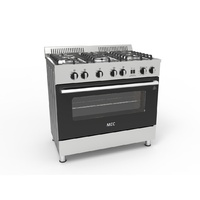 Mec 90Cm Freestanding Gas Hob With Gas Oven