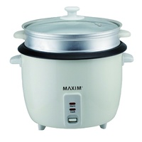 Maxim Kitchenpro Rice Cooker 5 Cup MKRC5