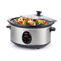 Maxim Kitchenpro 3.5L Stainless Steel Slow Cooker MSC350