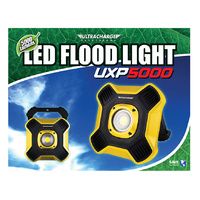 ULTRACHARGE LED FLOOD LIGHT 40WATT RECHARGEABLE WORKLIGHT