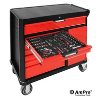 Ampro 7 Drawer Rolling Wagon T47045