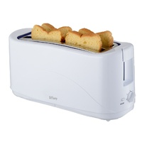 Tiffany 4 Slice Cool Touch Toaster