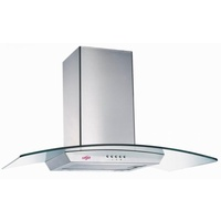 Nightingale 900Mm Glass Rangehood