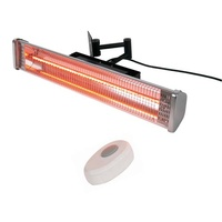 Nightingale Wall Mounted Electric Patio Heater